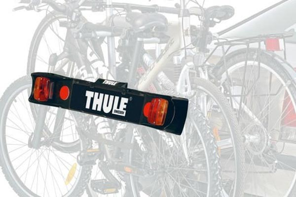 Thule car rack light board